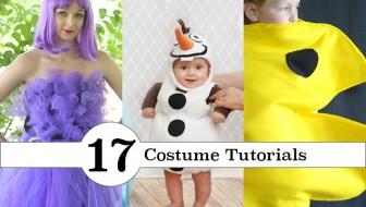 17 Great Costume Tutorials - Rae Gun Ramblings #halloween #costume #tutorial