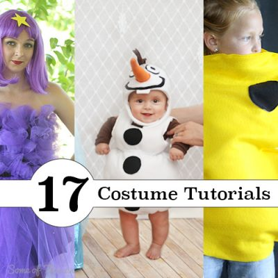 17 Great Halloween Costume Tutorials