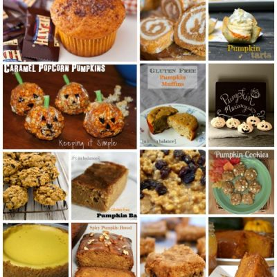 Block Party: Yummy Pumpkin Recipes Features