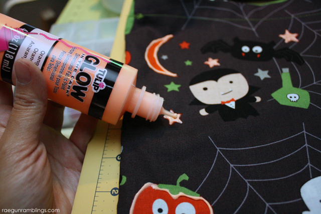 Glow in the Dark and Black light paint that really works - Rae Fun Ramblings