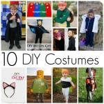 10 Easy diy costumes - Rae Gun Ramblings