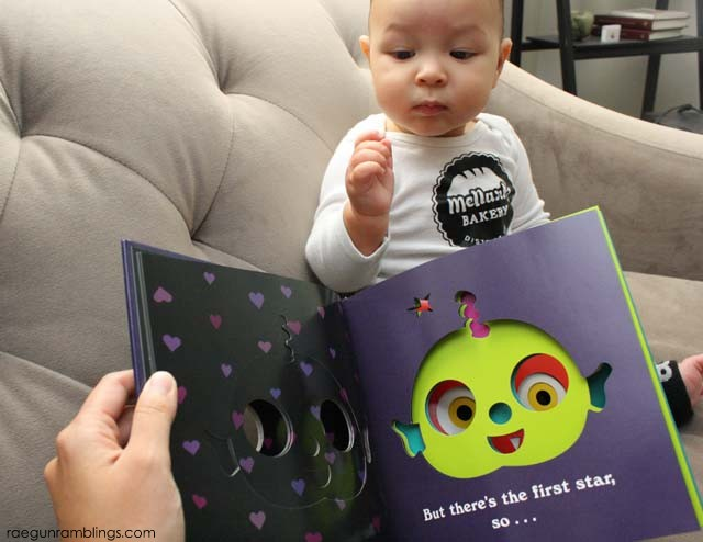 Nighty Night Little Green Monster and other great books to give your favorite baby - Rae Gun Ramblings