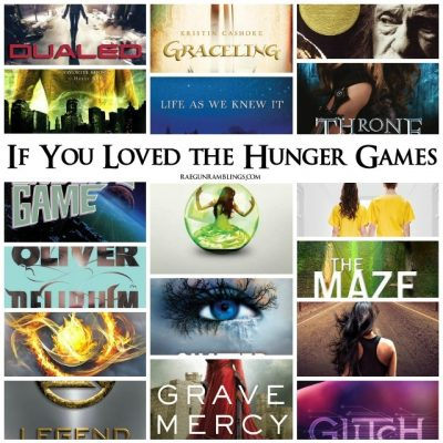 17 Books to Read If you Liked The Hunger Games