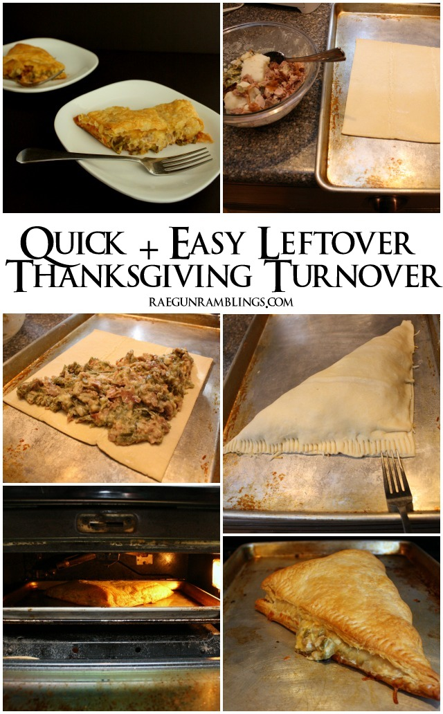 Turkey Turnover recipe - Rae Gun Ramblings