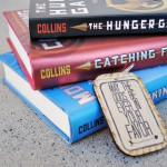 great hunger games craft tutorial. May the Odds Be Ever in Your Favor keychain