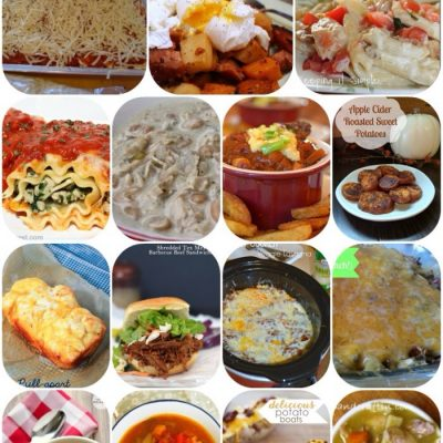 Block Party: Comfort Food Recipes