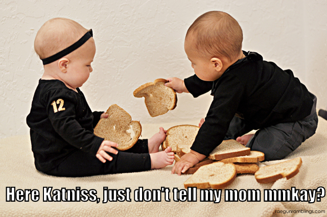 Happy Hunger Games baby pics - Rae Gun Ramblings