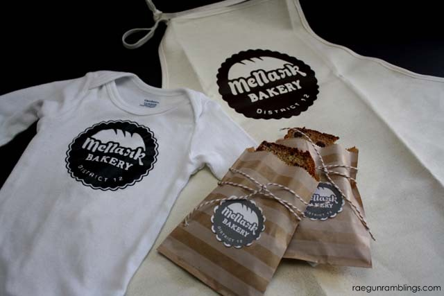 Free Hunger Games Mellark Bakery design and great craft ideas - Rae Gun Ramblings