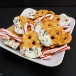 Super cute and easy Christmas snack mix - Rae Gun Ramblings