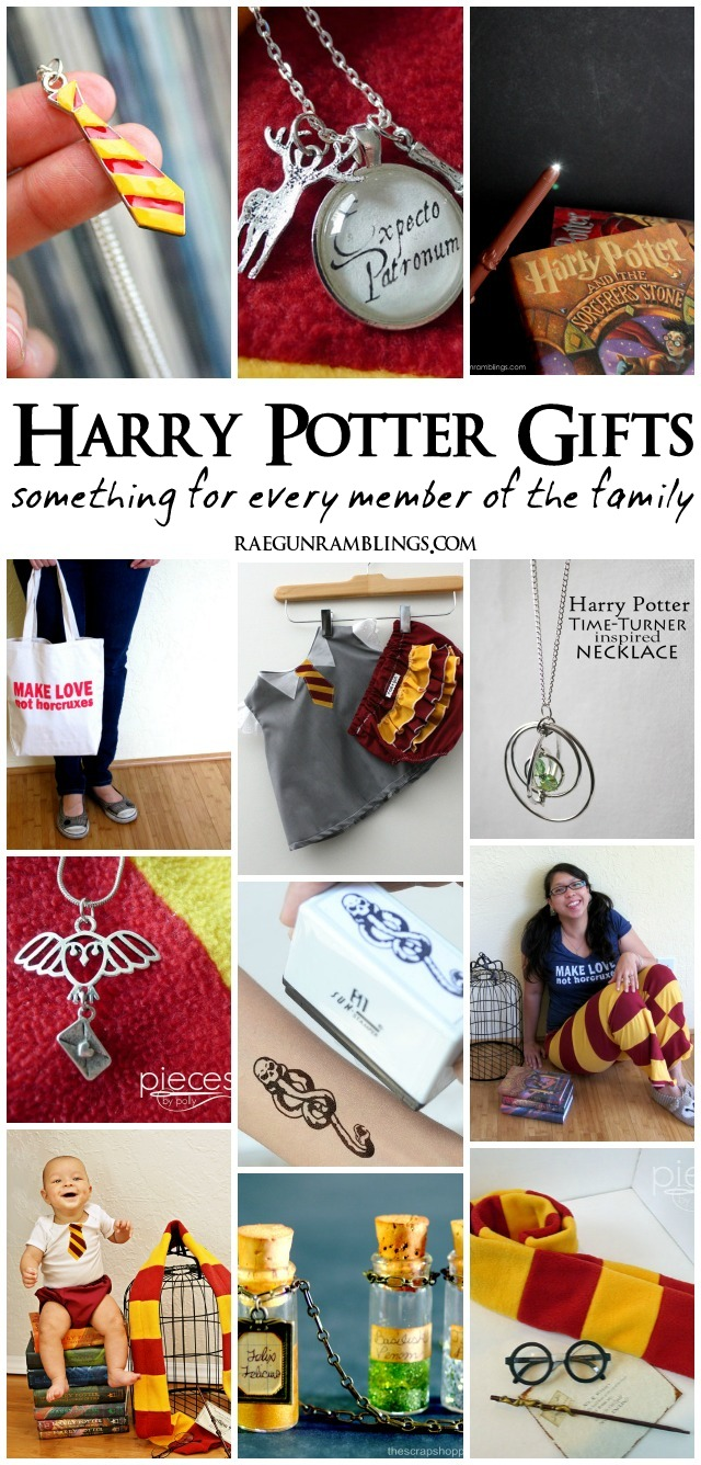 harry potter gifts for the whole family perfect for christmas or any time rae