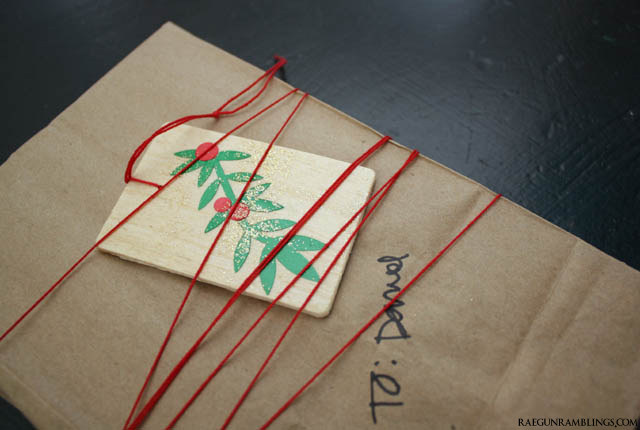 Creative Christmas gift wrapping ideas - Rae Gun Ramblings