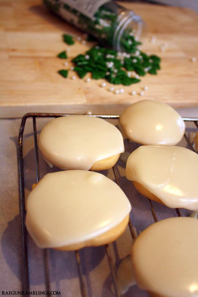 White ganache cookie recipe - Rae Gun Ramblings