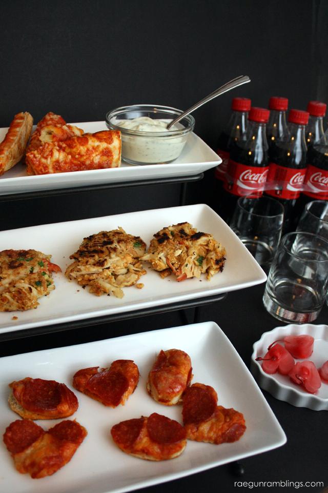 Quick and easy football food ideas - Rae Gun Ramblings