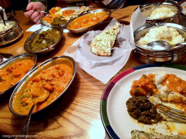 Best Indian food in Utah Bombay House (foothill location)