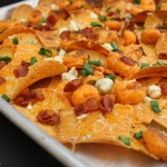 Quick and easy cheez-it nachos - Rae Gun Ramblings