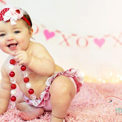 Valentine's Day Baby Photo Ideas