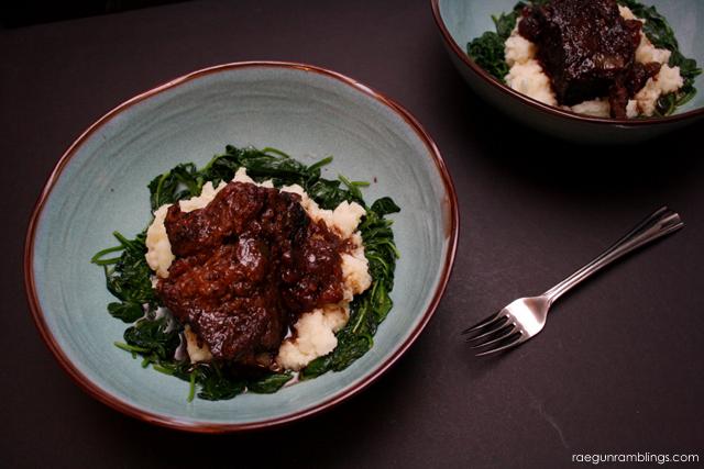 delicious and easy balsamic cherry beef roast crock pot recipe - Rae Gun Ramblings