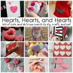 Heart crafts recipes and kid activities - Rae Gun Ramblings