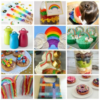 Rainbow Crafts Recipes and More