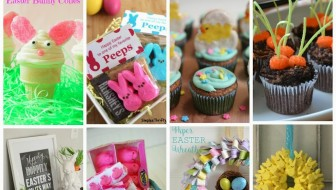 Fun and Easy Easter Crafts and Foods