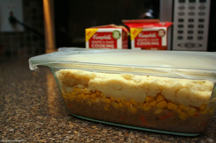 Easy freezable or make ahead 30 minute shepherd's pie recipe