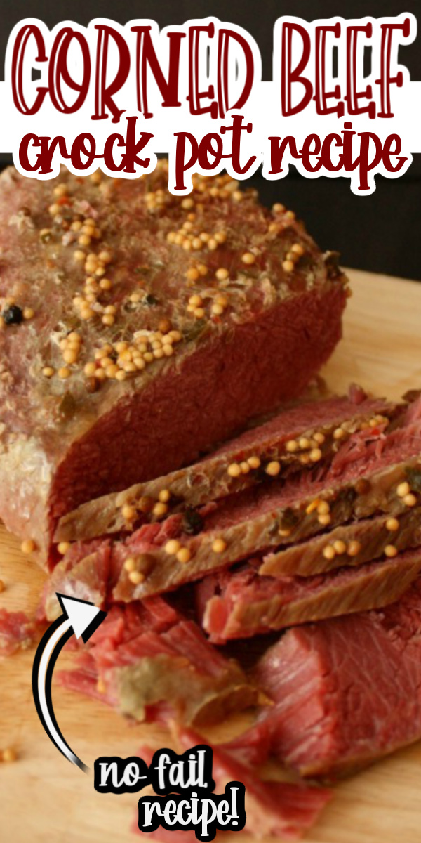 My go to way to make Corned Beef. I never new it was so easy! Perfect every time. Great crock pot recipe. via @raegun