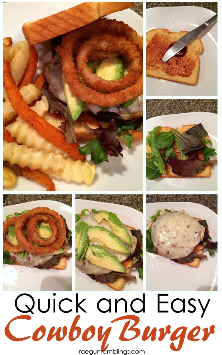 Cowboy Burger Recipe