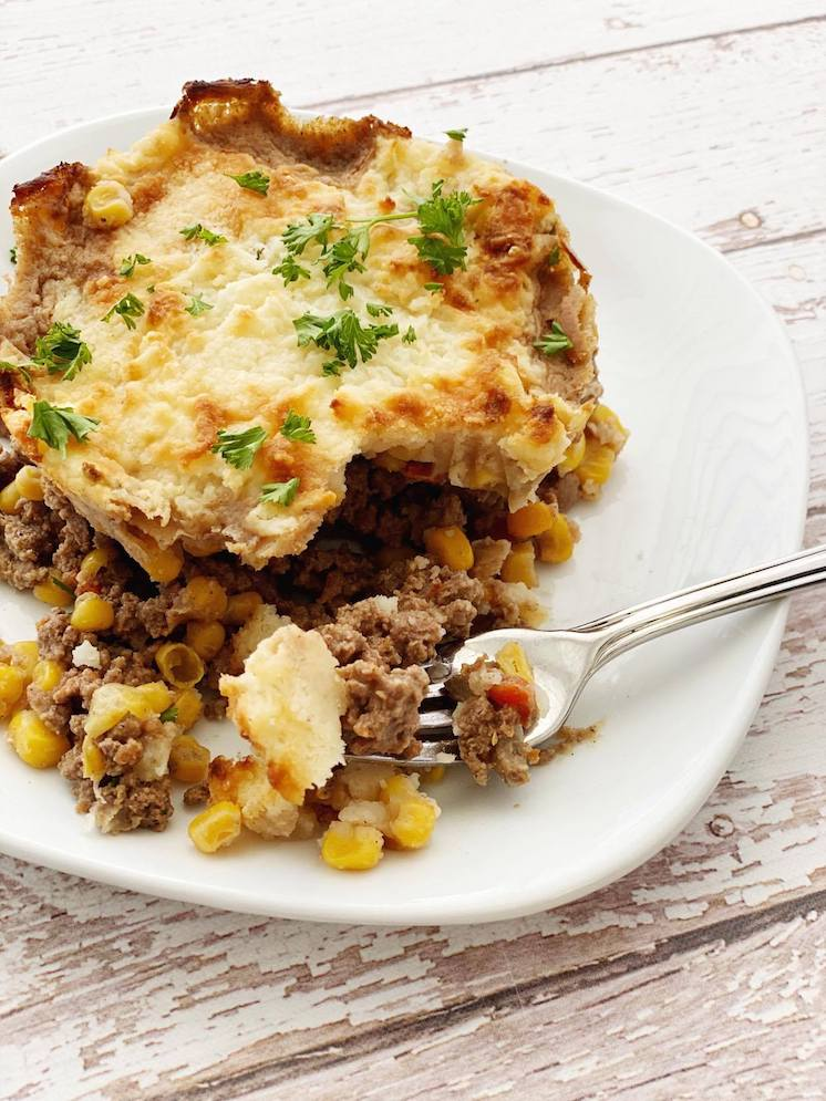 delicious homemade freezer friendly shepherd's pie recipe