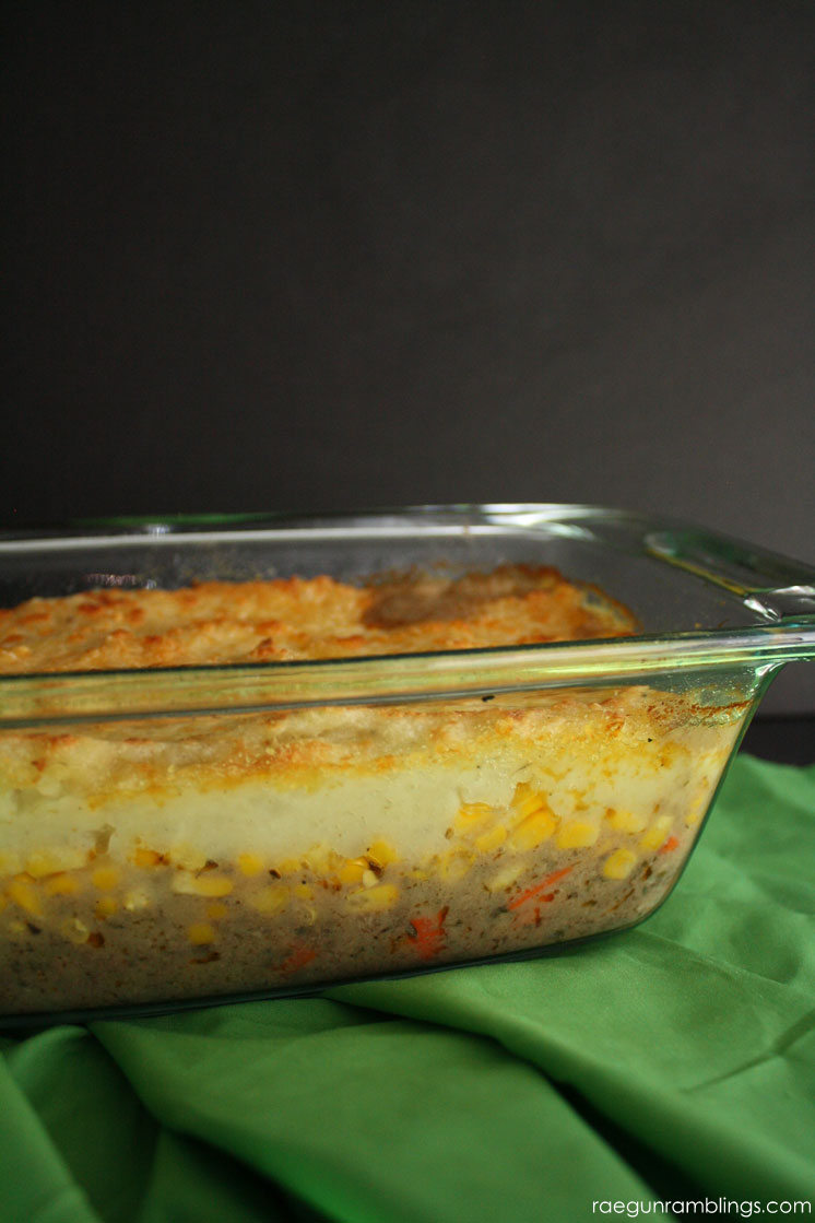 This is a keeper! Quick and delicious shepherd's pie recipe.