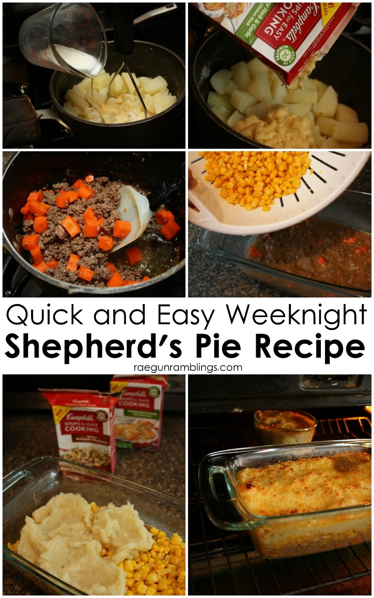 30 minute shepherd's pie recipe. Must keep for St. Patrick's Day and Pi Day