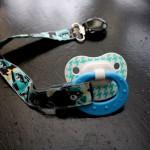 15 Minute Binkie clip sewing tutorial