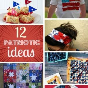 Patriotic-Ideas tutorials and recipes
