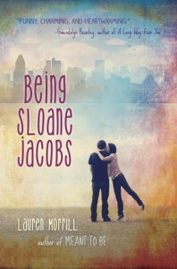 Being Sloane Jacobs by Lauren Morrill great contemporary young adult book