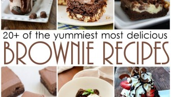 Go to list for delicious brownie recipes. Must try all these desserts.