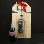 cutest gift idea for diet coke lovers. DIY emergency coke sign easy tutorial