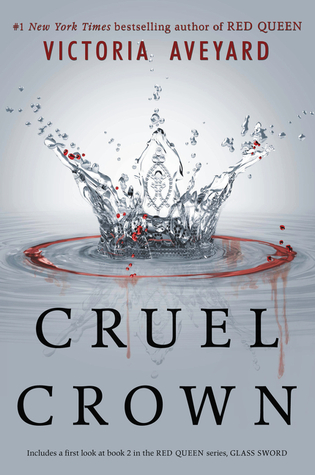 cruel crown by victory aveyard