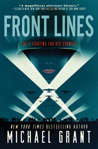 front lines by michael grant book review
