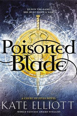 Poisoned Blade one of the best YA books for fans of Hunger Games and Divergent