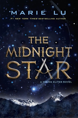 The midnight star by marie lu the young elites