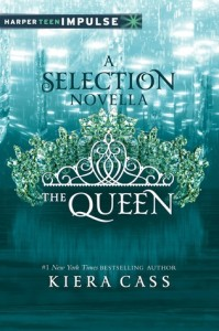 The Queen by Kiera Cass the selection series