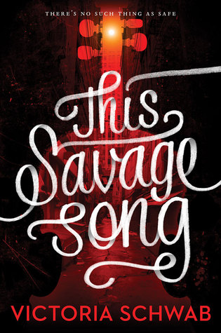 this savage song book