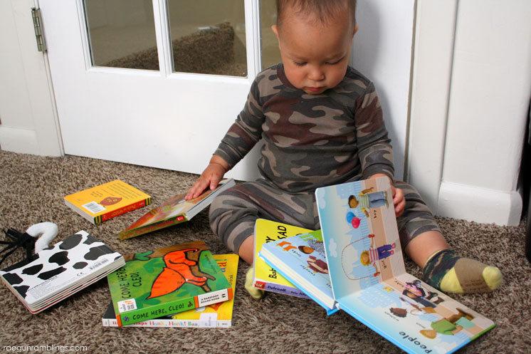 fun board books for baby