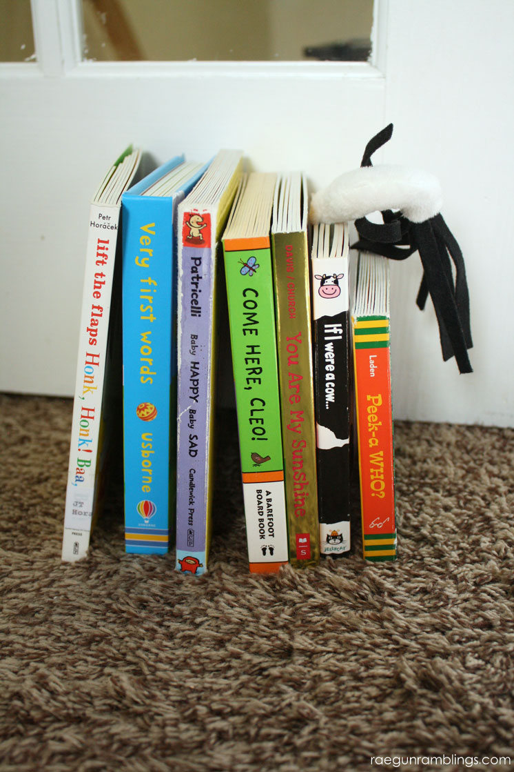 Great unique board books that every baby needs. Perfect gift idea for showers or 1st birthday parties