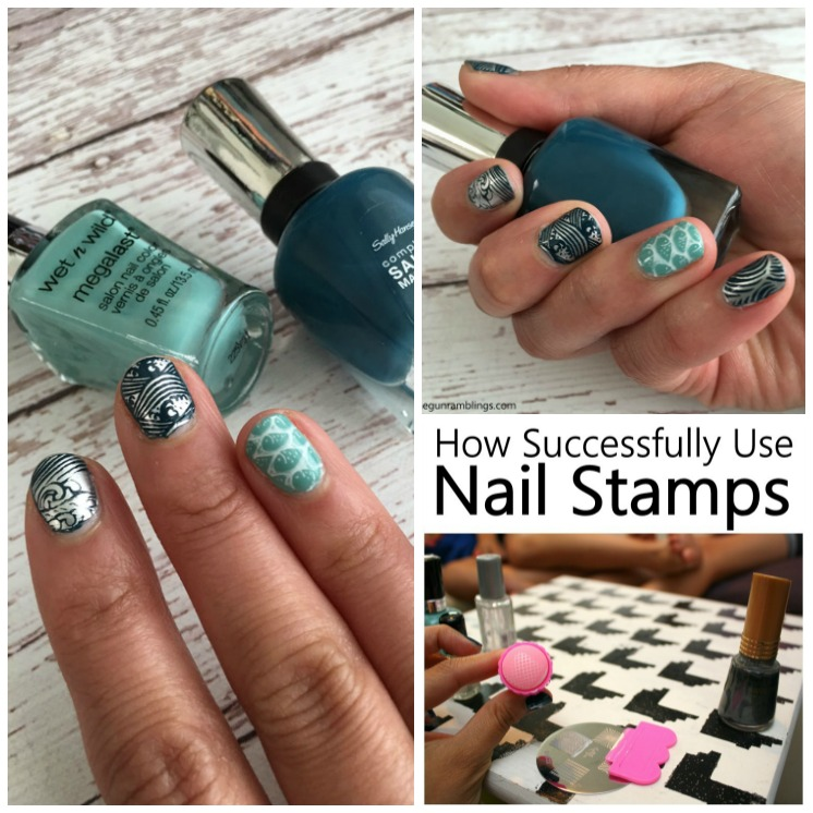 Everything you need to know about nail stamping art. Easy to do at home with this step by step tutorial and online resource list.