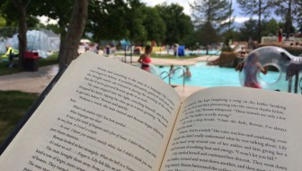 Top 10 Books to Take to the Pool. Great Summer reading list.