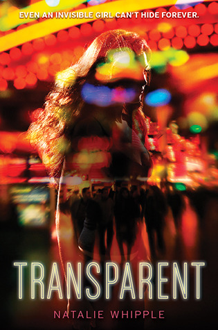 transparent by natalie whipple book review