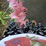 awesome aztec diy maxi skirt