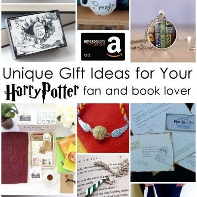 Great Gift Ideas for Harry Potter Fans!