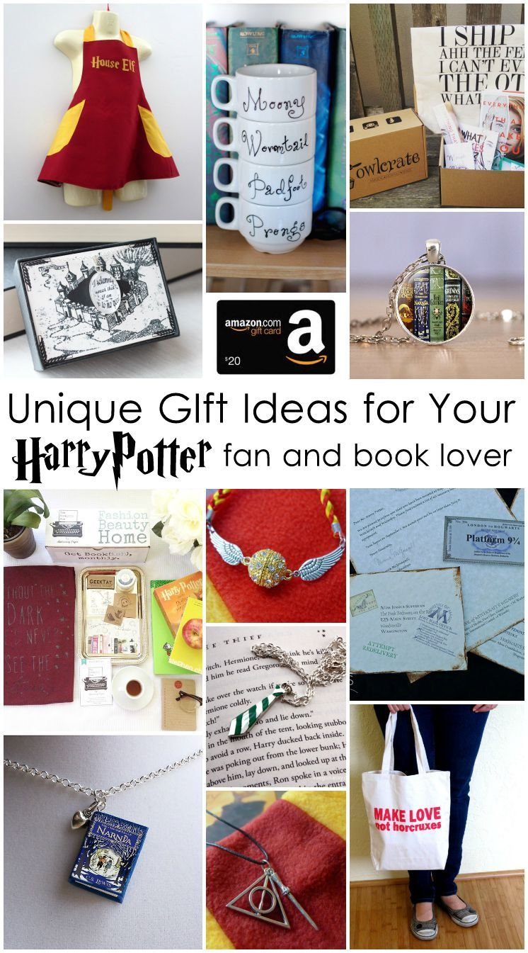 great gift ideas for harry potter fans! - rae gun ramblings