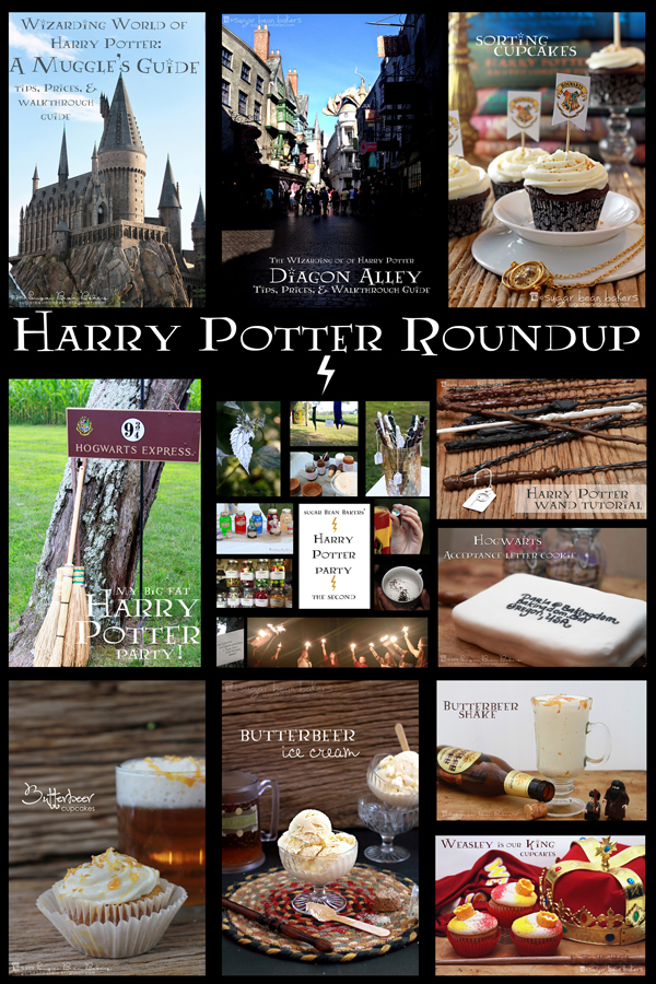 Everything Harry Potter! recipes, crafts, party ideas, travel tips and more. so awesome